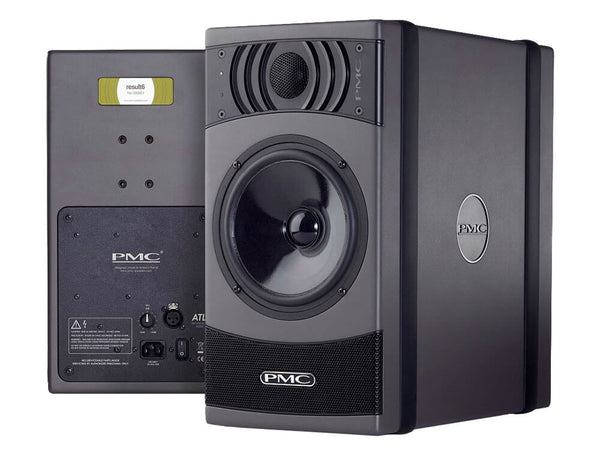 PMC Result6 Active Studio Monitors - Pair