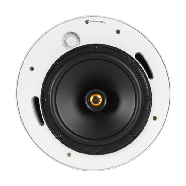 "Monitor Audio In-Ceiling 70/100V Speaker 8"" PRO-80LV"