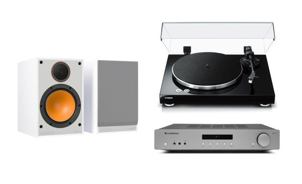 Cambridge Audio, Yamaha & Monitor Audio HiFi System