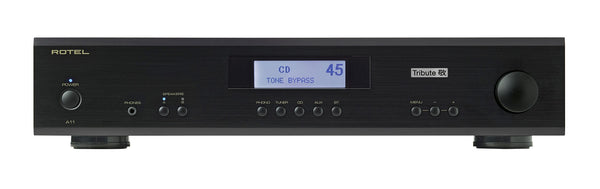 Rotel A11 Tribute series Integrated Amplifier