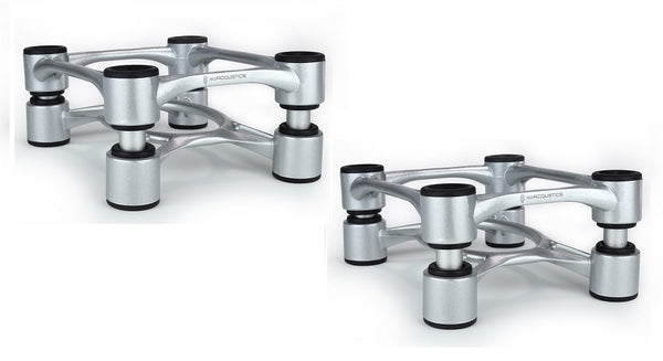 IsoAcoustics Aperta acoustic isolation stands - Pair
