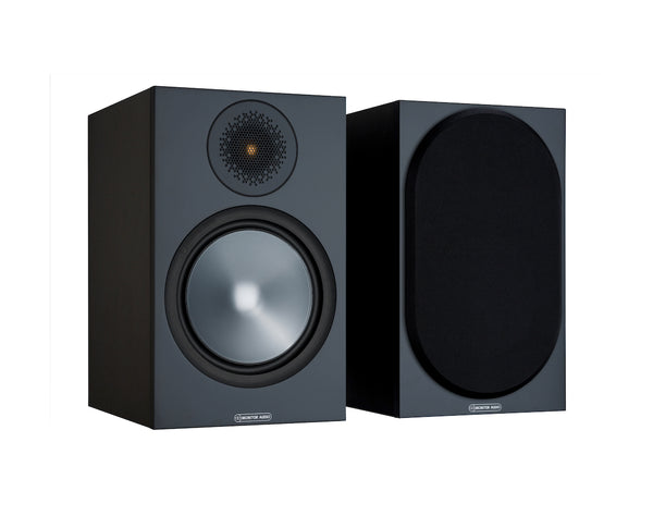 Monitor Audio Bronze 100 Bookshelf Speakers - Pair