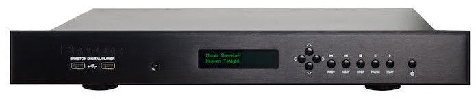 Bryston BDP-3 Digital Music Player