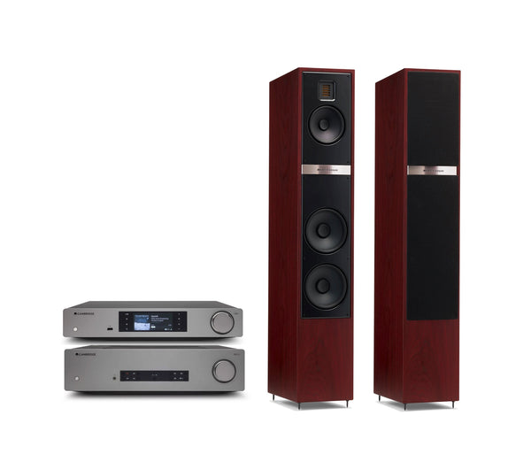 Cambridge Audio & MartinLogan Streaming Music System