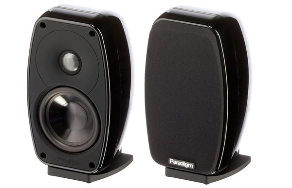Paradigm Cinema 100 2.0 System Bookshelf Speakers - Pair
