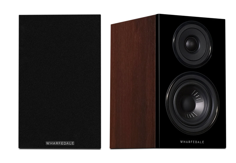 Wharfedale Diamond 12.1 Bookshelf Speakers - Pair