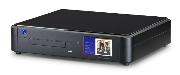 PS Audio CD/SACD Transport DirectStream Memory Player