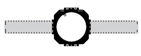 Focal Pre Construction Bracket For 100ICW5 In Ceiling Speaker