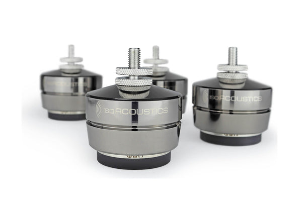 IsoAcoustics Gaia I Speaker Isolation Feet - 4 Pack
