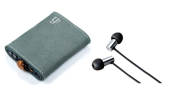 ifi hip-dac & Final Audio E-3000 gift set