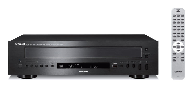 Yamaha 5 Disc CD Player CD-C600