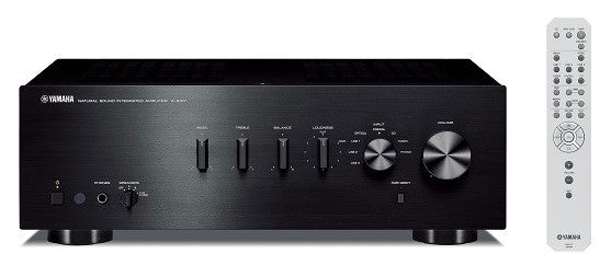 Yamaha Integrated Amplifier A-S301