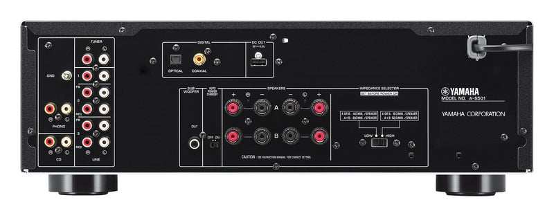 Yamaha Integrated Amplifier A-S501
