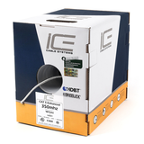 ICE Cable In-Wall RG-6 Coaxial Plenum Cable