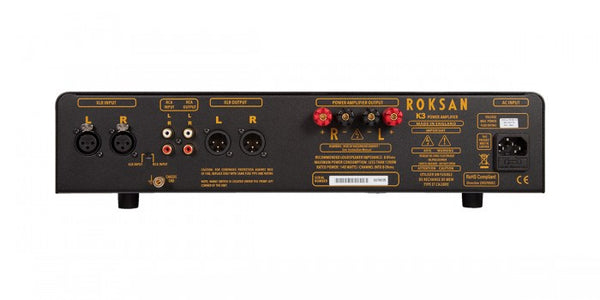 Roksan K3 2ch Power Amplifier