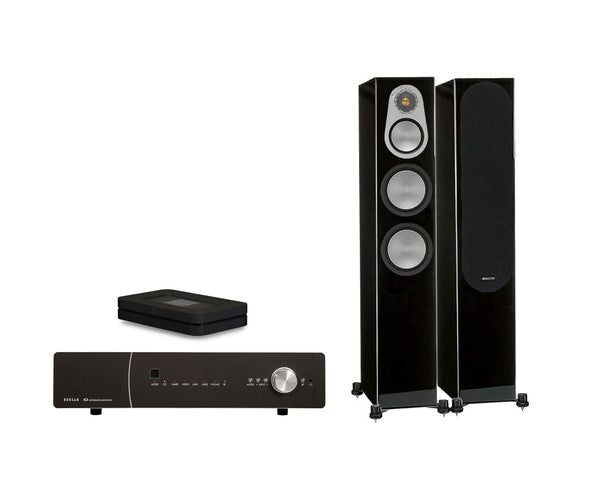 Roksan, Monitor Audio & Bluesound HiFi System