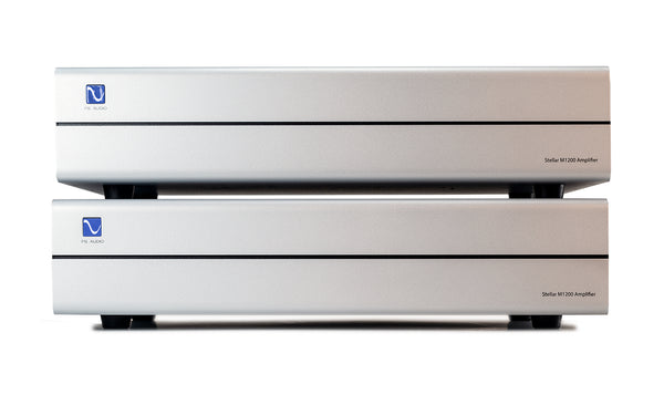 PS Audio Stellar M1200 Monoblock Amplifiers - Pair