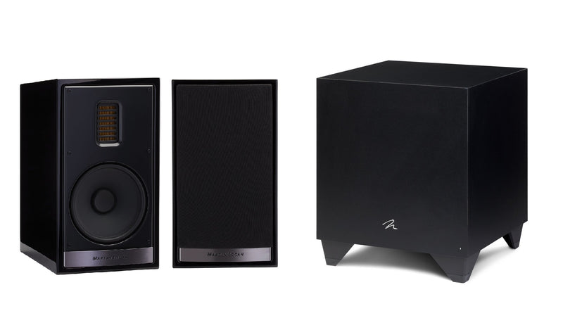 MartinLogan Motion 35XTi  Speakers & Subwoofer Package