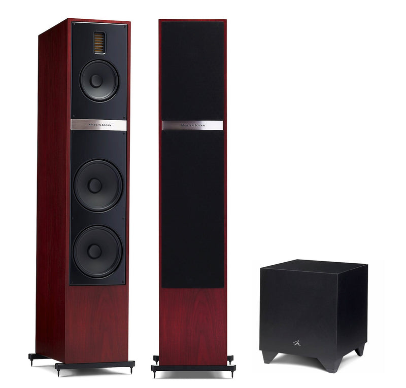 MartinLogan Motion 60XTi  Speakers & Subwoofer Package