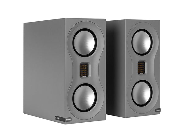 Monitor Audio Studio Bookshelf Speakers - Pair