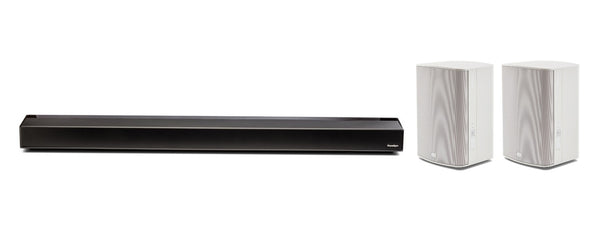Paradigm PW Sound Bar & Wireless Speakers Bundle