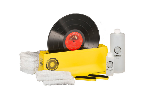 Spin-Clean MKII Record Washer Deluxe Kit
