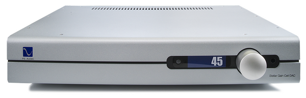 PS Audio Stellar Gain Cell DAC & Preamplifier