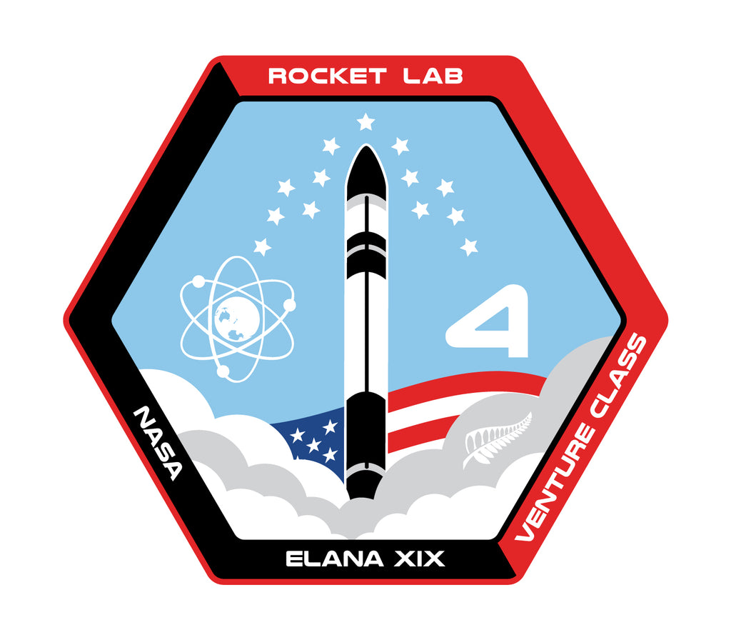 Mission Patch - NASA: ELaNa-19