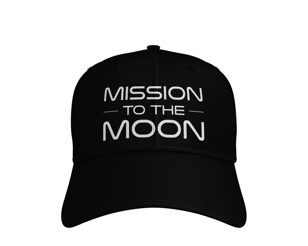 Mission to the Moon Black Hat