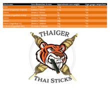 14mm ThaiGer Thai Sticks Mold
