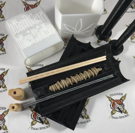 ThaiGer Thai Pocket Packer Mold Kit (8.5mm & 12.5mm)