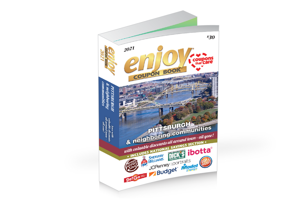 Products – Enjoy Coupon Book