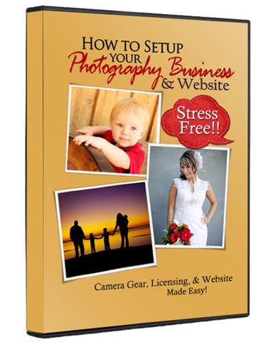 How to Setup Your Photography Business and Website