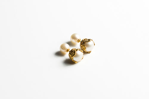 AMARA GOLD EARRINGS