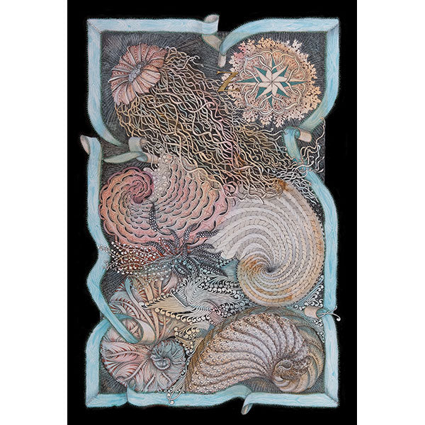Hats Off to Haeckel Fine Art Print