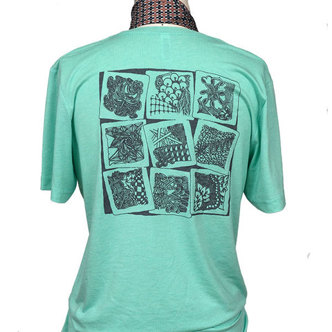 Zentangle Mosaic T-Shirt