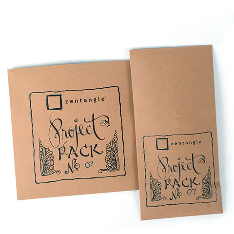 Zentangle Project Pack No. 07