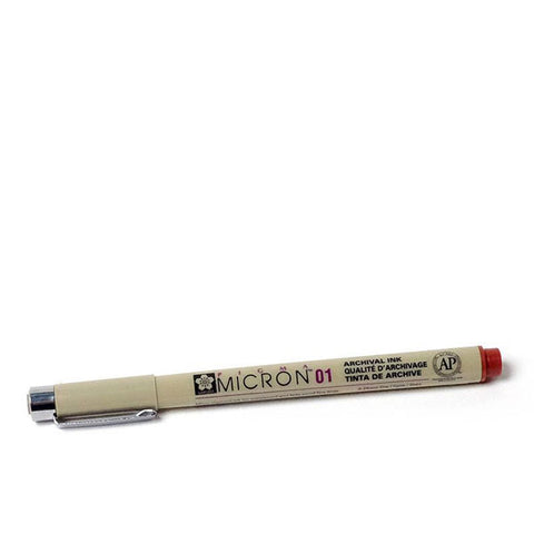 Sakura Pigma Micron® 01 Brown Pen (.25mm)