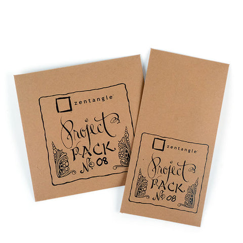 Zentangle Project Pack No. 08