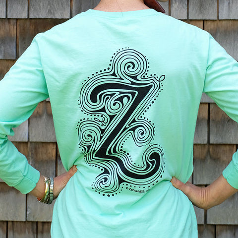 Zentangle Z T-shirt