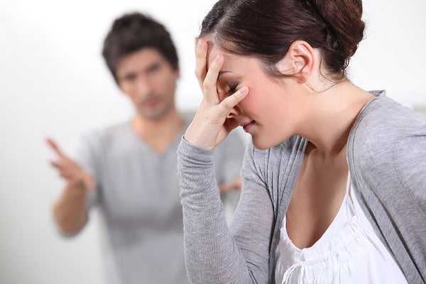 WHY YOUR WIFE IS ALWAYS STRESSED