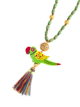 Cotorrita Necklace in Green