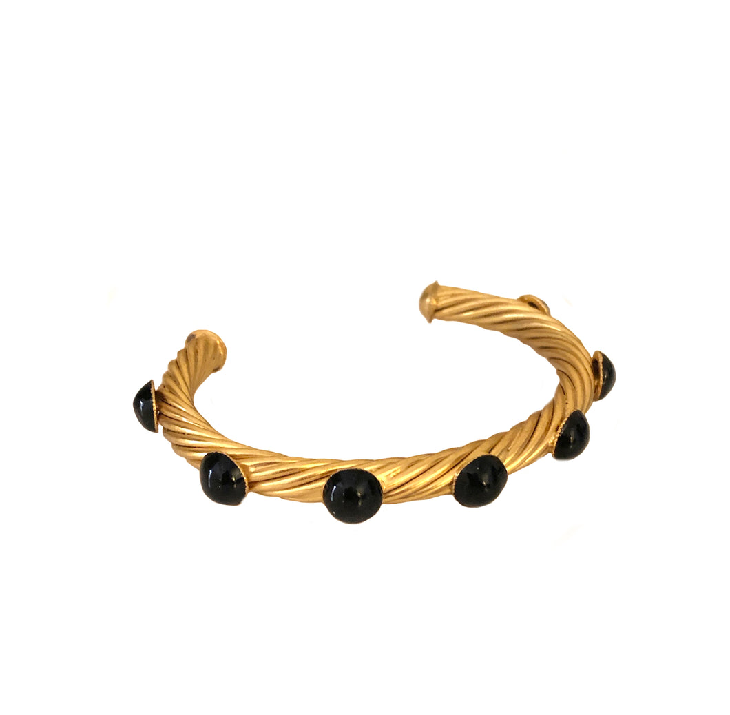 Multi Dot Bangle