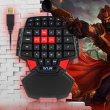 Mini Wired LED  Gaming Keyboard - CMK ELECTRONICS