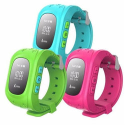 Kids Smartwatch W/GPS, Location Finder, SOS, Two-Way Communication - CMK ELECTRONICS