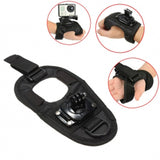 360 Wrist Band Hand Strap Arm Mount Tripod For Go Pro Hero 4 3+ 3 2 SJ4000 SJ5000 Camera - CMK ELECTRONICS