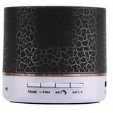 Portable Mini Wireless LED Bluetooth Speaker - CMK ELECTRONICS