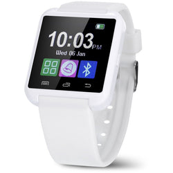Bluetooth Smart Watch For iPhone 4/4S/5/5S/6 and Samsung S4/Note/s6 HTC Android - CMK ELECTRONICS