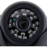 800TVL Wide Angle Indoor CCTV Dome Surveillance Camera - CMK ELECTRONICS