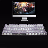 S100 LED Mechanical Keyboard - CMK ELECTRONICS